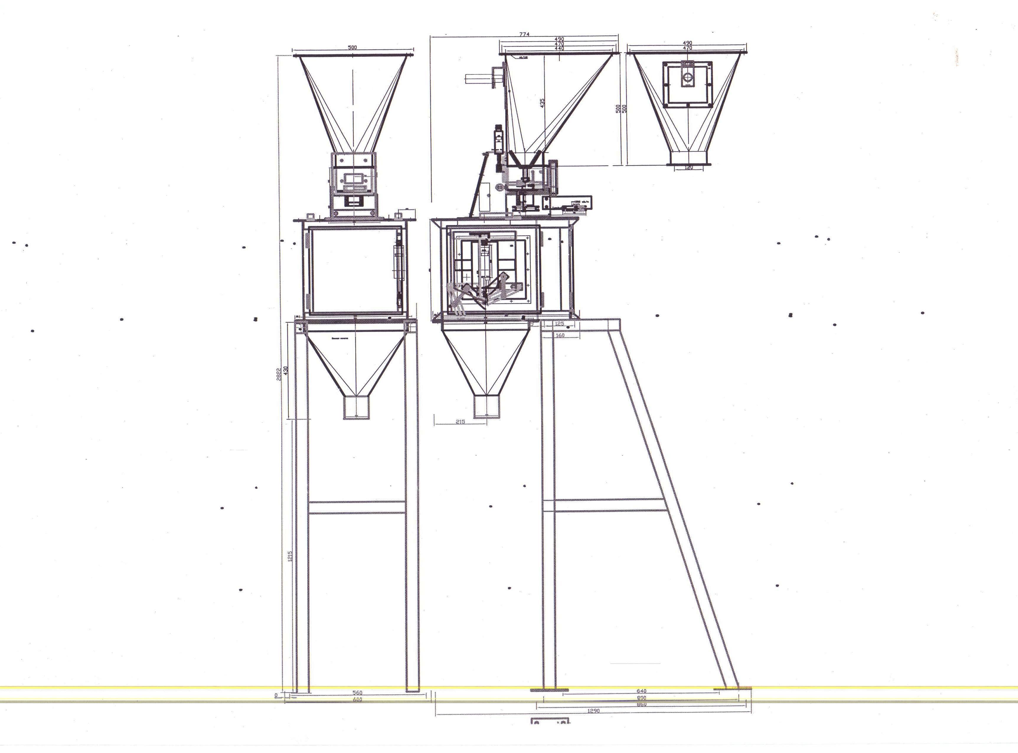преобразователь токовая петля в 232 схема